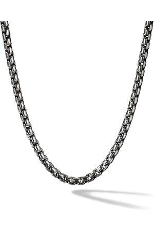 David Yurman Box Chain medium necklace - SS