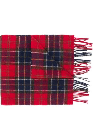 Barbour Plaid scarf