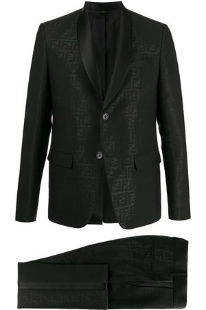 Fendi FF pattern suit