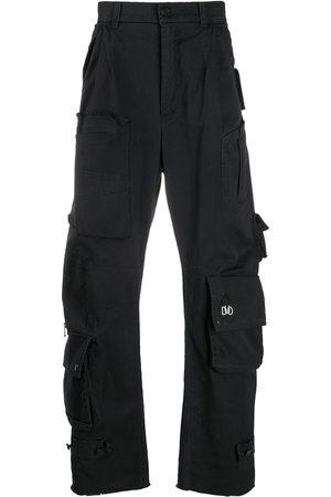 DUOltd Straight leg cargo pants