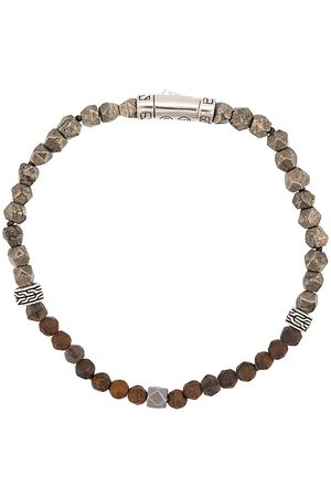 John Hardy Men Bracelets - Classic Chain beaded bracelet