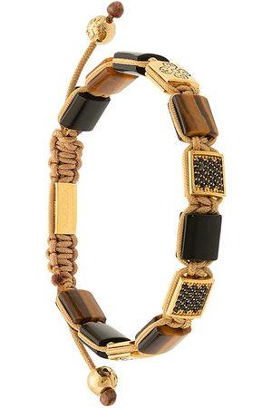 Nialaya Adjustable stone bracelet