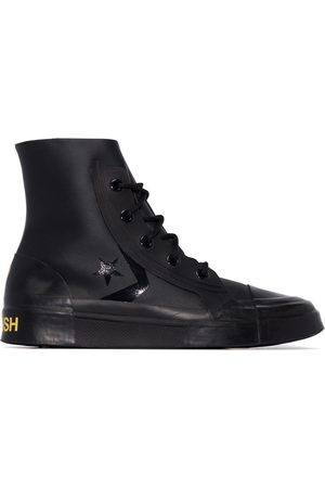 Converse Men Sneakers - X Ambush leather high-top sneakers