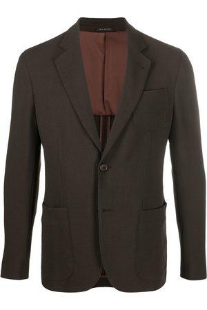 Giorgio Armani Lightweight buttoned blazer