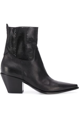 Premiata 70mm panelled ankle boots