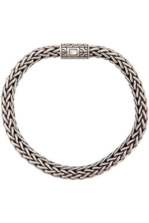 John Hardy Classic Chain Flat Chain Bracelet - Metallic