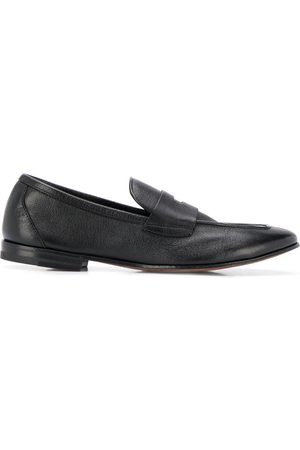 Henderson Baracco Embossed slip-on loafers