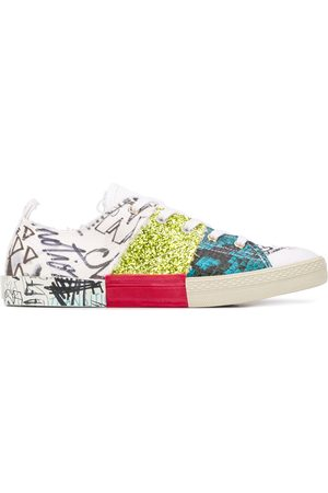 Maison Margiela Graffiti low-top sneakers