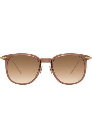 Linda Farrow Men Sunglasses - Square frame sunglasses