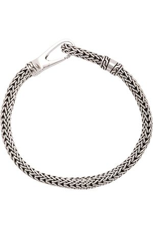 John Hardy Men Bracelets - Classic Chain Bracelet with Hook Clasp - Metallic