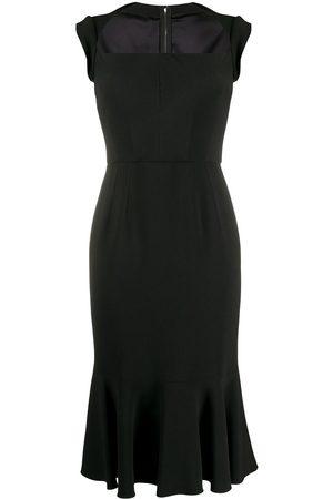 Dolce & Gabbana Square-neck dress