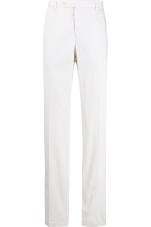 ROTA Mid-rise slim-fit trousers