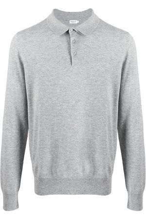 Filippa K Long-sleeve polo shirt - Grey