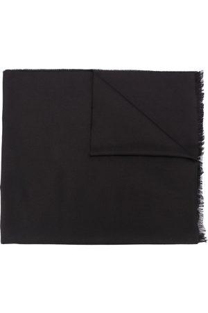 Alexander McQueen Logo detail scarf
