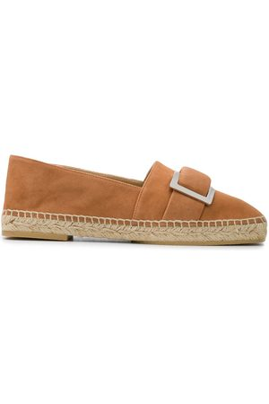 Sergio Rossi Logo buckle loafers