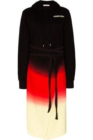 AMBUSH Tie-dye hoodie dress