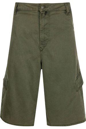 Diesel D-Krett wide-leg cargo shorts