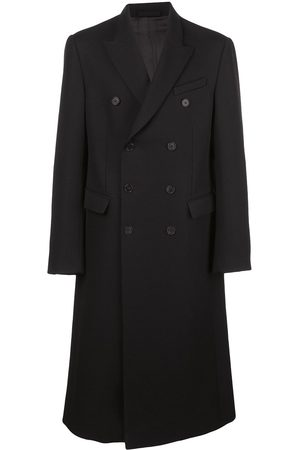 WARDROBE.NYC X The Woolmark Company Release 05 double-breasted overcoat