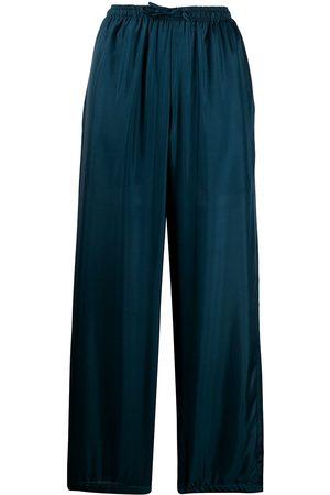 KATHARINE HAMNETT LONDON Lucia silk trousers