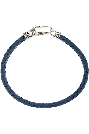 John Hardy Asli Classic Chain Link braided bracelet