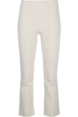 Vince Cropped flared trousers - Grey