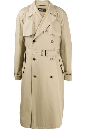 Dolce & Gabbana Double-breasted trench coat