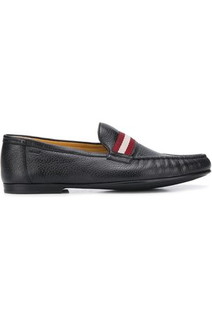 Bally Striped pattern loafers