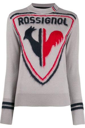 Rossignol Women Sweaters - Hiver jumper - Grey