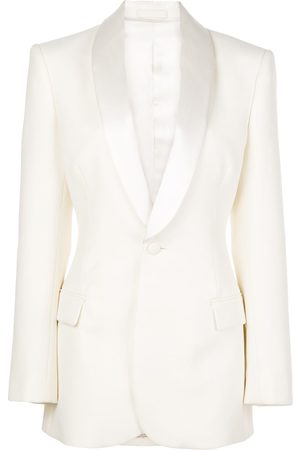 WARDROBE.NYC X The Woolmark Company Release 05 single-breasted suit jacket