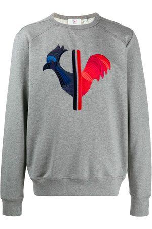 Rossignol Embroidered roster jumper - Grey