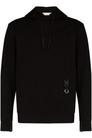 1017 ALYX 9SM Metal clip drawstring hoodie