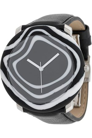 Yunik Big Round Zebra 44mm