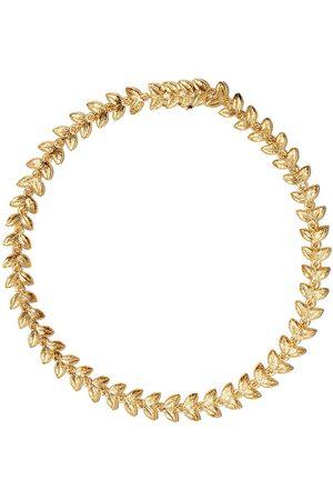 ANNOUSHKA 18kt Vine diamond bracelet - 18ct