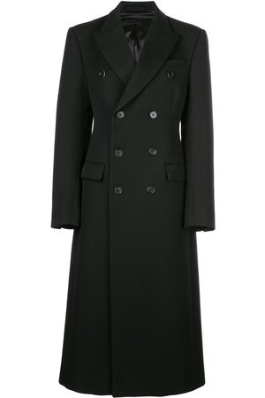 WARDROBE.NYC X The Woolmark Company Release 05 double-breasted coat