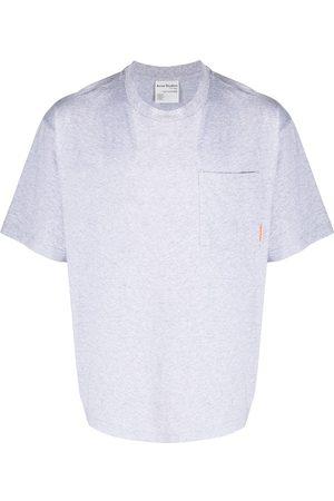 Acne Studios Boxy-fit T-shirt - Grey