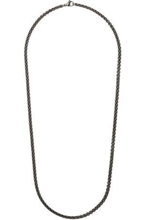 David Yurman Box Chain medium 4mm necklace - Metallic