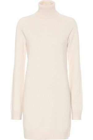 Loro Piana Exclusive to Mytheresa – Dunster cashmere turtleneck dress