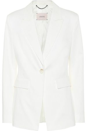 Dorothee Schumacher Tailored Coolness stretch-cotton blazer