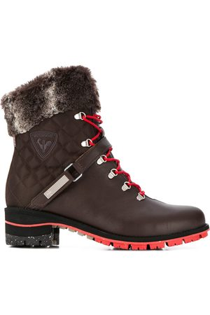 Rossignol Women Lace-up Boots - Megève lace up boots