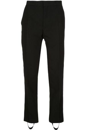 WARDROBE.NYC X The Woolmark Company Release 05 stirrup trousers
