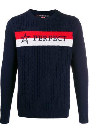 Perfect Moment Super Stripes jumper