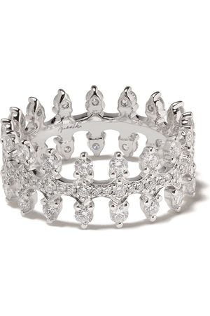 ANNOUSHKA 18kt Crown diamond ring - 18ct