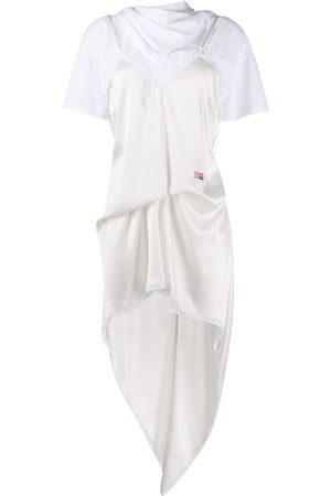 Alexander Wang Asymmetric layered dress