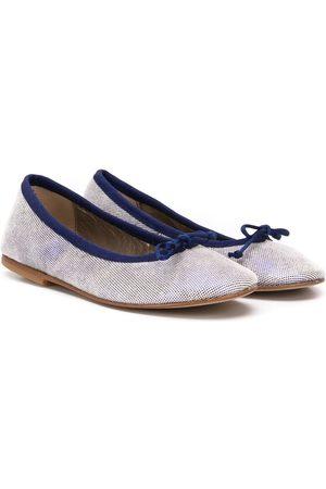 PèPè Bow detailed ballerina shoes