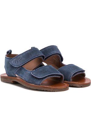 PèPè Double strap sandals
