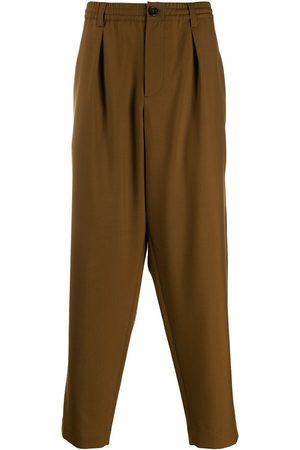 Marni Men Wide Leg Pants - Wide leg trousers