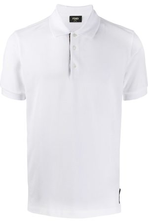Fendi Piqué polo shirt