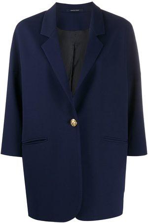 TAGLIATORE 3/4 sleeve blazer