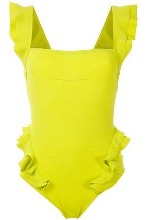 CLUBE BOSSA Women Swimsuits - Barbette ruffle swimsuit