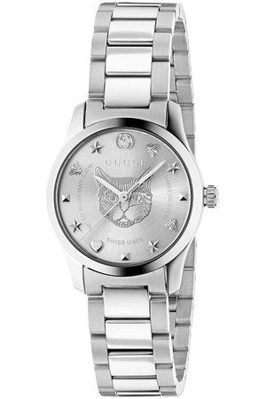 Gucci Women Watches - G-Timeless watch, 27mm - Metallic